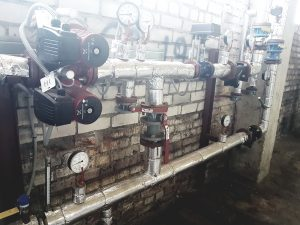 обслуживание приборов тепловой энергии